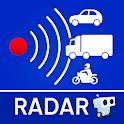 Radarbot Free: Speed Camera Detector & Speedometer icon