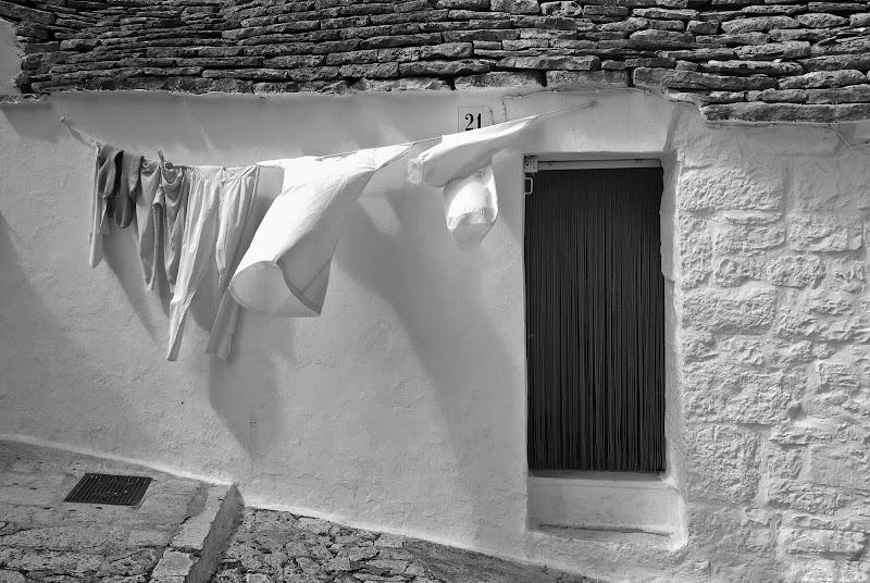 Panni al vento di Luciano Fontebasso