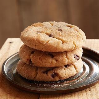 Brown Butter Cinnamon Cookies.