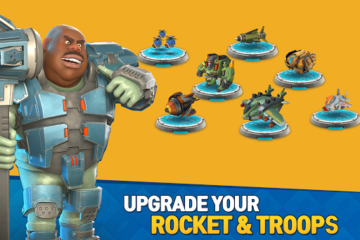 Mad Rocket: Fog of War - Build and War Strategy 1.14.2 androidappsheaven.com 9