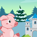 Super Stray Pig icon
