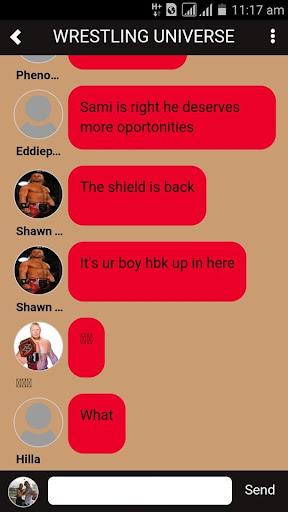 Wrestling Zone 2.0 screenshots 5