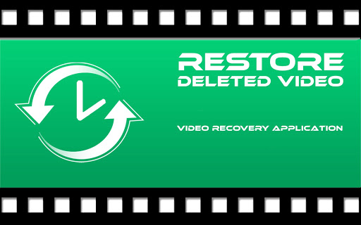 Restore Deleted Video