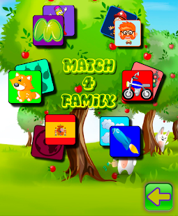 Match 4 Family Kids- screenshot thumbnail
