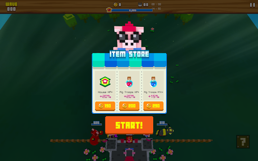 Piggy Royale : Wolf Wars screenshot 7