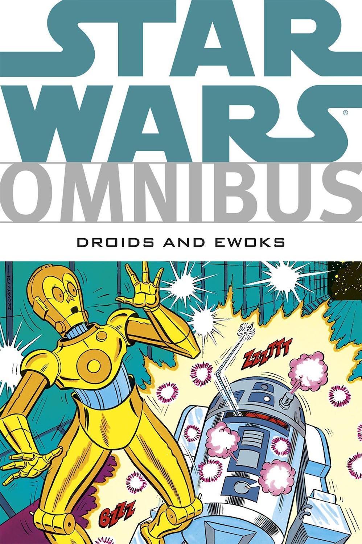 Star Wars Omnibus - Droids and Ewoks (2012)