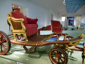 Photo: Peter the Great's carriage
