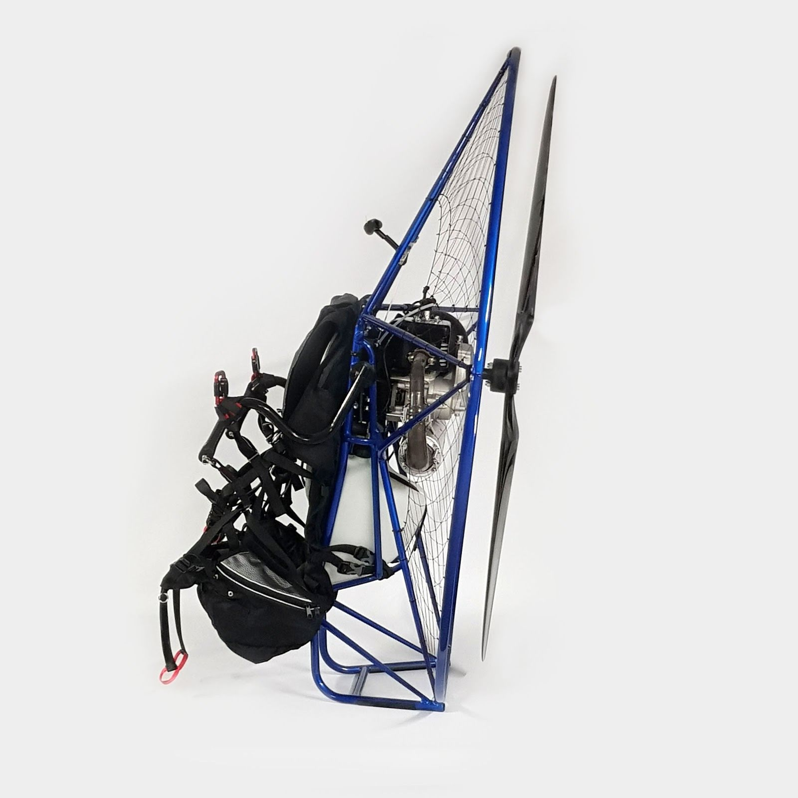 New light Rigid cage for popular Top 80 paramotor