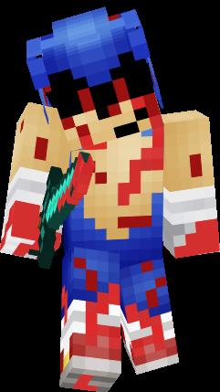 Sonic Exe Nova Skin