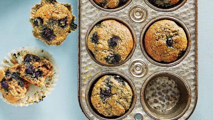 Mini Blueberry Muffins Recipe