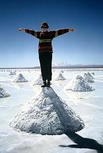 Photo: Salar de Uyuni