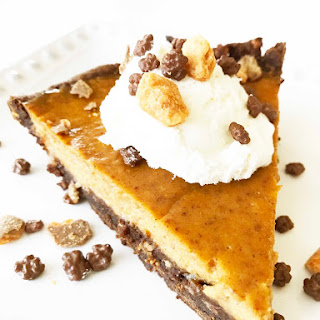 Brownies & More Bottom Pumpkin Pie (Sponsored)