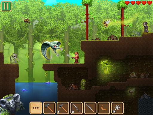 Adventaria: 2D World of Craft & Mining 1.5.3 Screenshots 12
