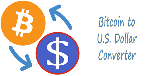 Bitcoin To Us Dollar Btc Usd