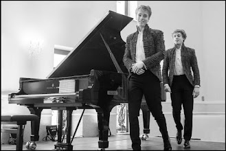 Photo: Klavierduo der Gebrüder Lucas & Arthur Jussen aus Hilversum