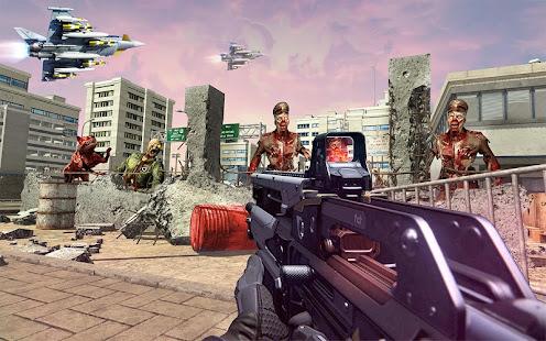Download Robot Zombie Hunter For PC Windows and Mac apk screenshot 1