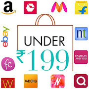 Buy Anything Rs.199 - Online Shopping Low Price