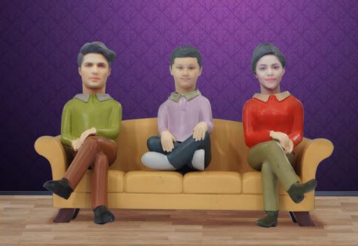 Sofa Klone 3