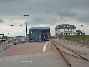 Photo: Bahnhof Dagebüll
