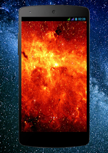 Space Pro Live Wallpaper v1.7.0 [Paid] APK 2
