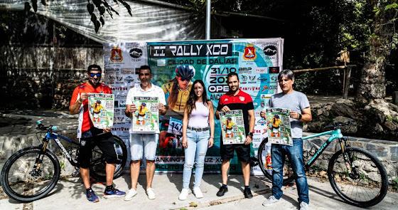 II Rally XCO 'Ciudad de Dalías' perteneciente al Open Andalucía Ranking Andaluz