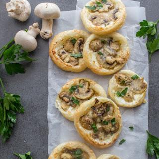 Mushroom Pastry Appetizer Recipes