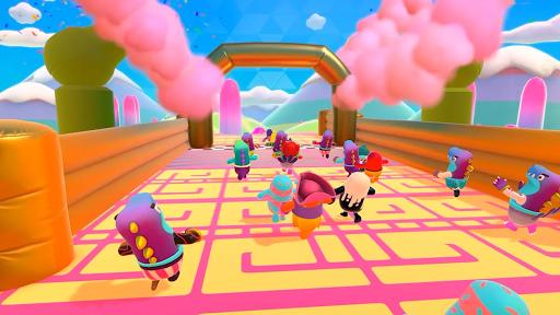 Fall Guys Game knockout Walkthrough screenshot 1