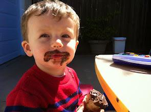 Photo: Finn Chocolate Cake Cone