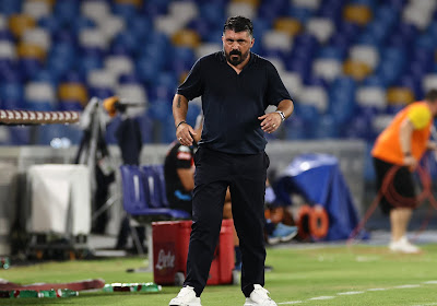 "Gennaro Gattuso assume : ""C'est normal que je me fasse massacrer"""