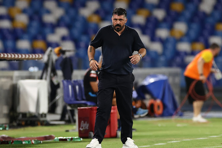 """Gennaro Gattuso assume : """"C'est normal que je me fasse massacrer"""""""