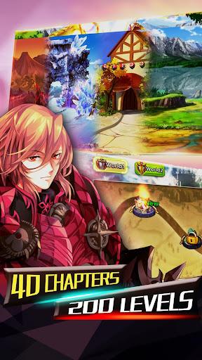 Blade of Fire - Legend of Warrior 1.2 screenshots 1