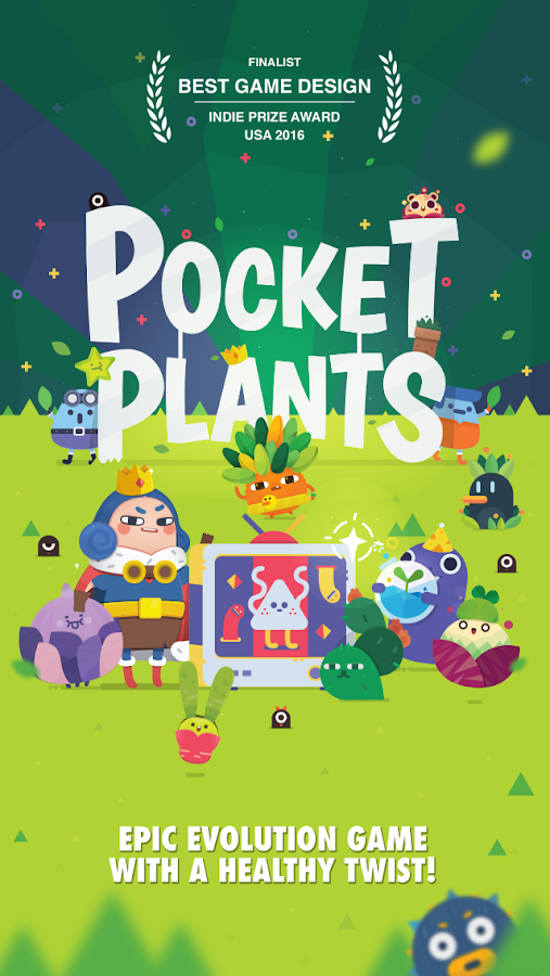 Pocket Plants- screenshot