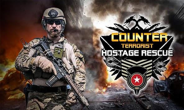 Counter Terrorist Modern World War Battleground 3D apk screenshot