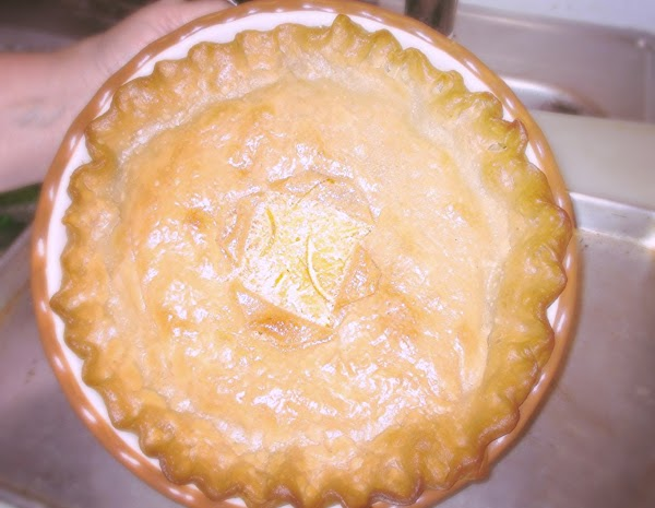 Maine Shaker Lemon Pie Recipe