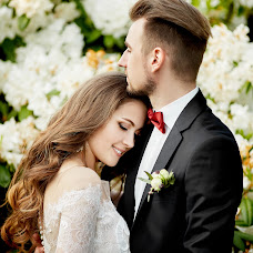 Wedding photographer Alisa Pugacheva (Pugacheva). Photo of 29.11.2017