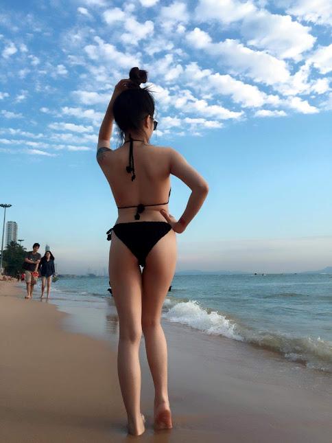 DJ Su Tây (Phan Lê Kim Phú), hot girl DJ 2