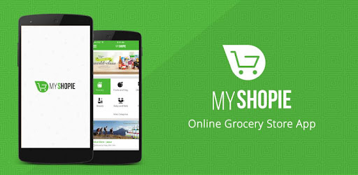 (APK) تحميل لالروبوت / PC MyShopie - Grocery Store تطبيقات screenshot