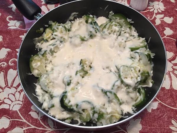 Jean's Zucchini And Rice Recipe
