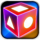 Shape Shift 3D icon