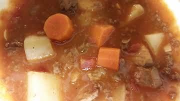 Slovak Beef Stew