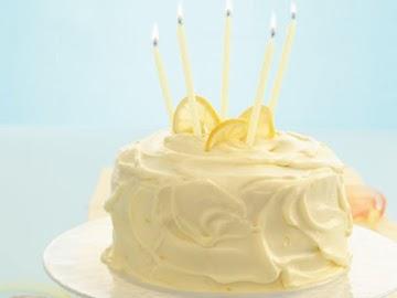 Lemon Mousse Cake Recipe