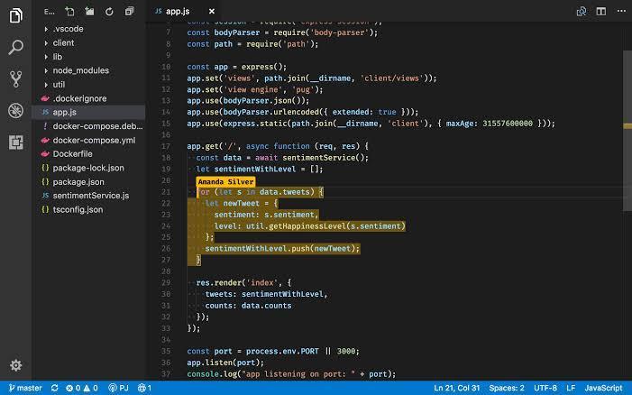 Visual studio code vs Visual studio