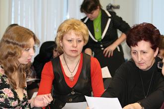 Photo: Марина Курвитс, Елена Свистунова, Галина Титова.