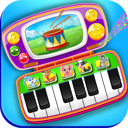 Baby Phone Piano & Drums