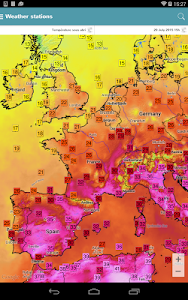 Infoclimat - live weather screenshot 8