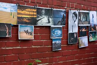 Photo: Счастливая стена: её коснулось нечто прекрасное...