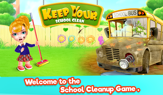 Keep Your House Clean 2 – School Cleanup Story 1.9 (MOD + APK) Download 1