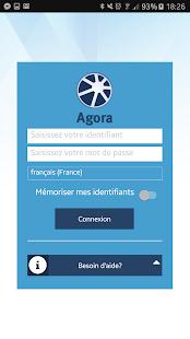 AgoraPlus - náhled