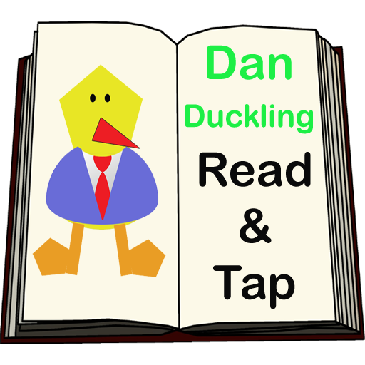 Dan Duckling Kids Read & Tap
