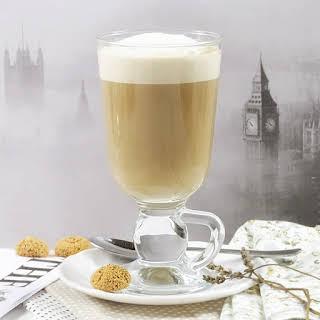 London Fog Tea Drink.